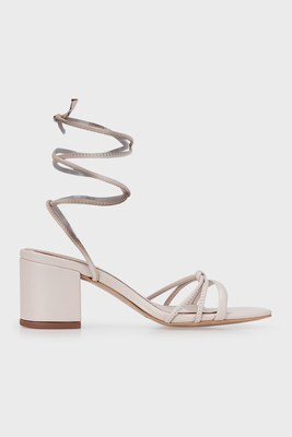Lela - Lela Topuklu Bayan Ayakkabı 347ELLA BEJ